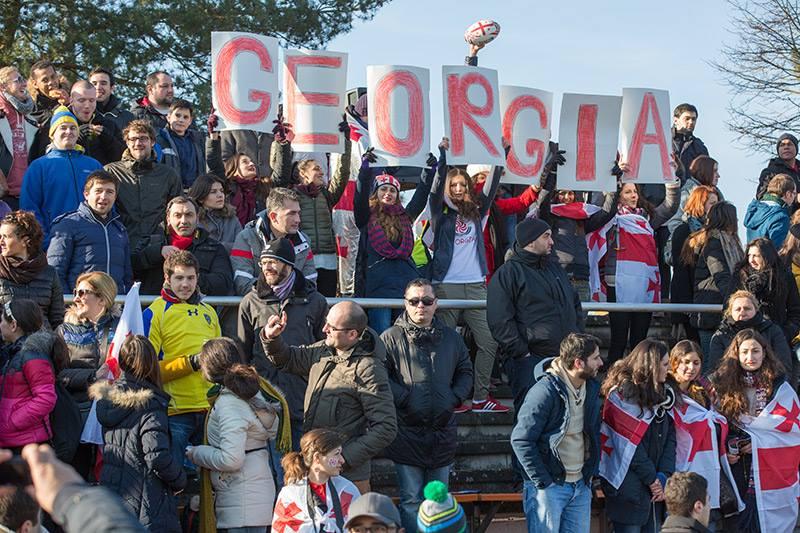 Германия – Грузия. Фото-отчёт. 1 тур. Кубок Европейских Наций. 2015
