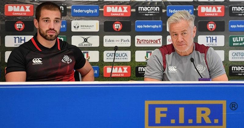 «У нас нет иллюзий, что эта игра откроет Грузии дорогу в Кубок Шести Наций»