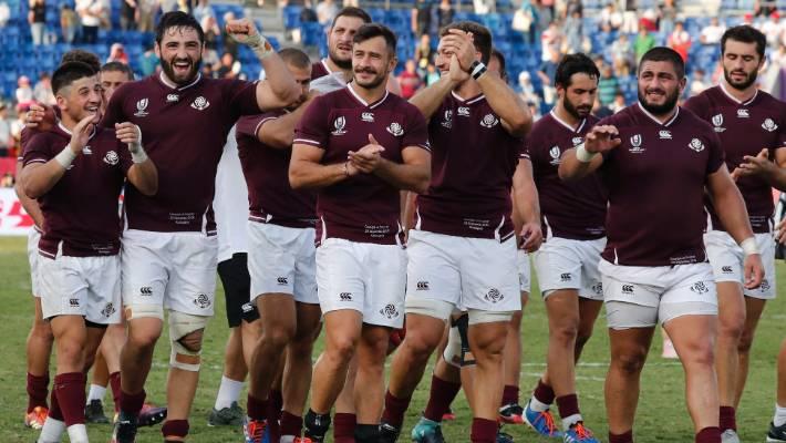 Сборная Грузии в ноябре сыграет с Францией