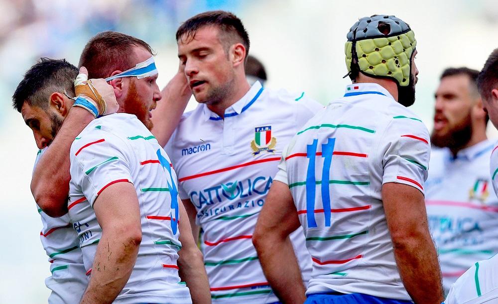 Италия – Франция. Кубок Шести наций 2019. Фотоотчет