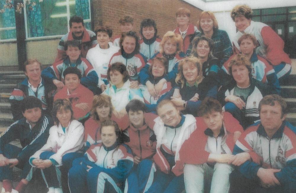 Ровно 30 лет назад женская сборная СССР дебютировала на Кубке Мира.