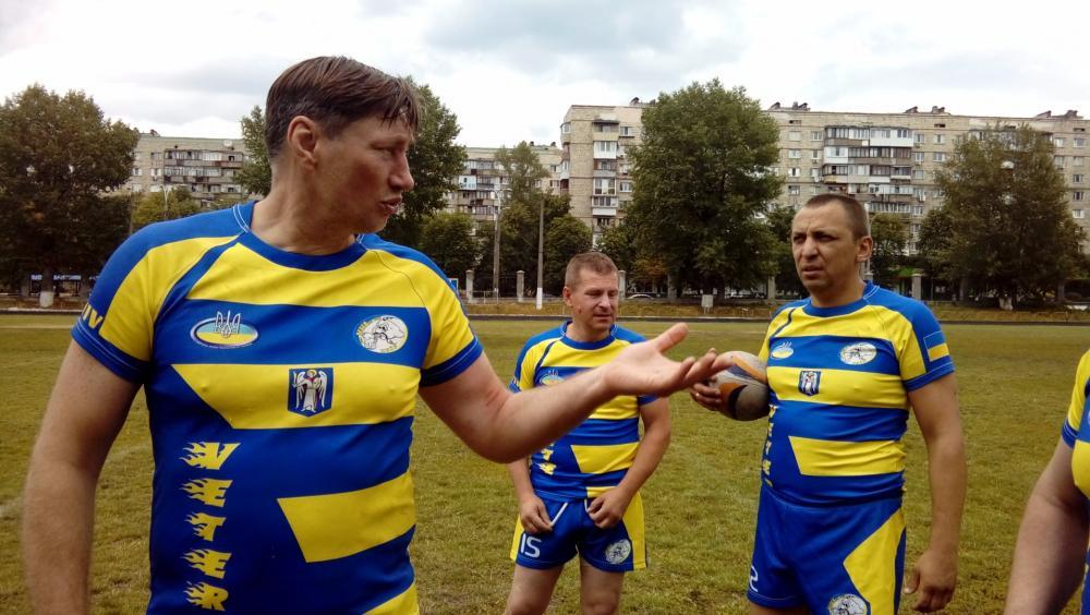 В Киеве состоялся ветеранский турнир