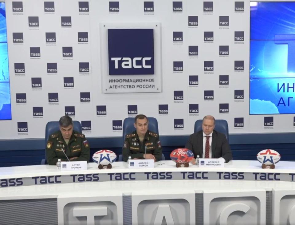 Андрей Зыков: «Надеемся провести турнир красиво»