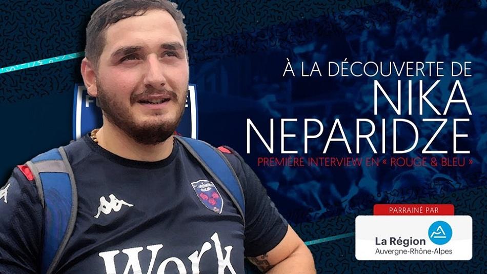 Ника Непаридзе: «Все грузинские столбы любят схватку»