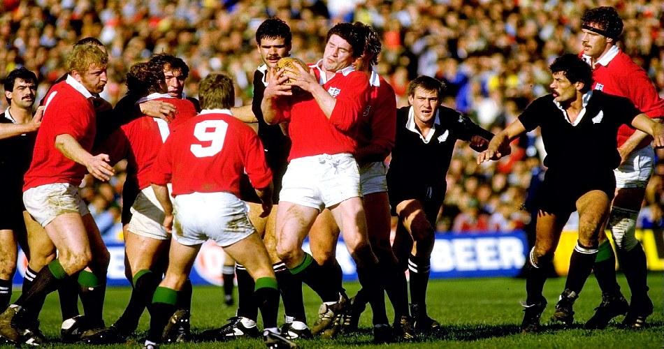 История регби в картинках... Британские и Ирландские Львы, 1983 год