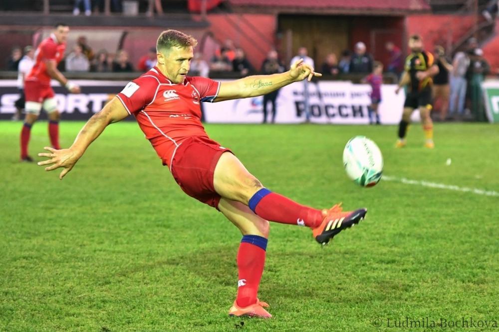 Россия – сборная клубов. Фото-отчёт
