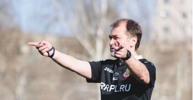 Михаил Лебедев обслужит матч «Металлург» – «Красный Яр»