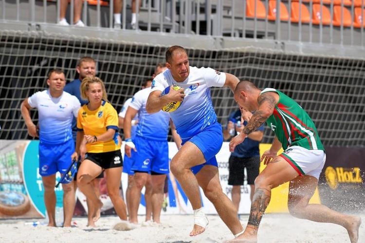 «На чемпионате Европы по пляжному регби в Москве будет настоящая жара во всех смыслах»