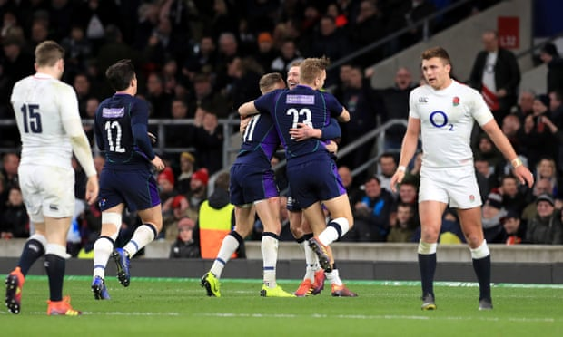 Англия – Шотландия. Кубок Шести Наций 2019. Фотоотчёт