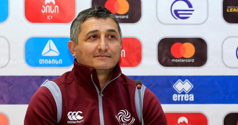 Леван Маисашвили: «Мы ежегодно играем 11 матчей, половина из которых - с командами низкого уровня»