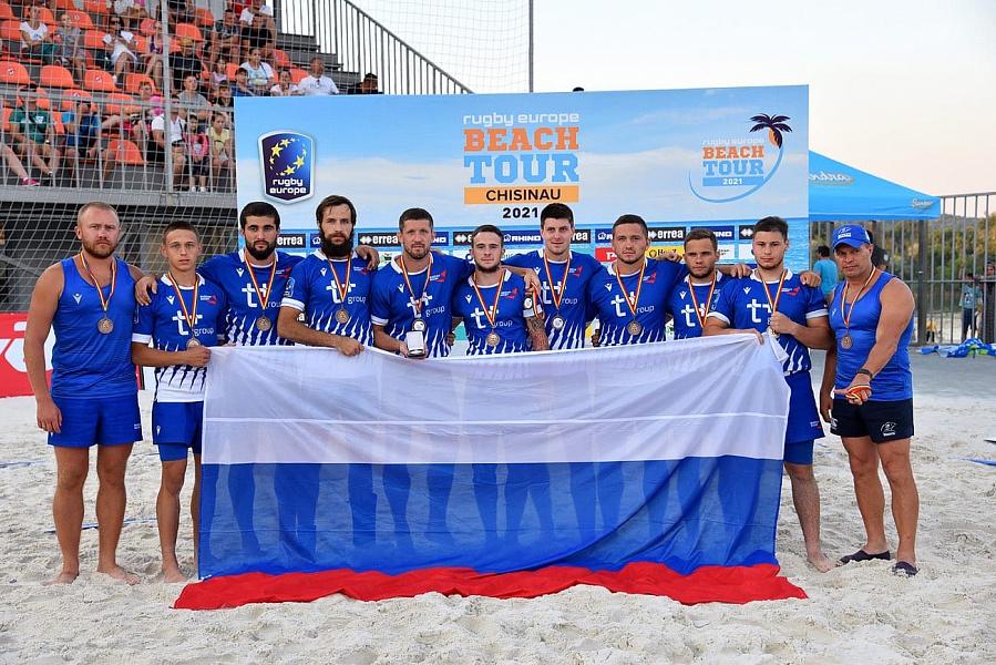 Объявлены составы сборных России на чемпионат Европы по пляжному регби
