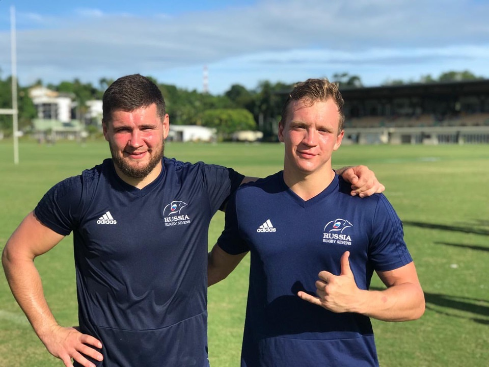 Игроки сборной России по регби-7 о подготовке к чемпионату Европы 2019