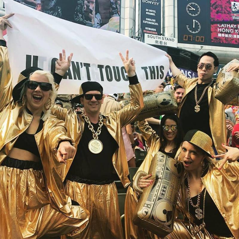 Гонконг Севенс 2019. Болельщики 7-го этапа