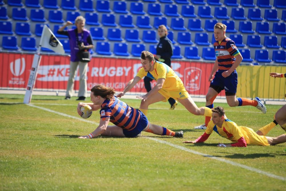 Молодёжная сборная Нидерландов заняла седьмое место на чемпионате Европы U18