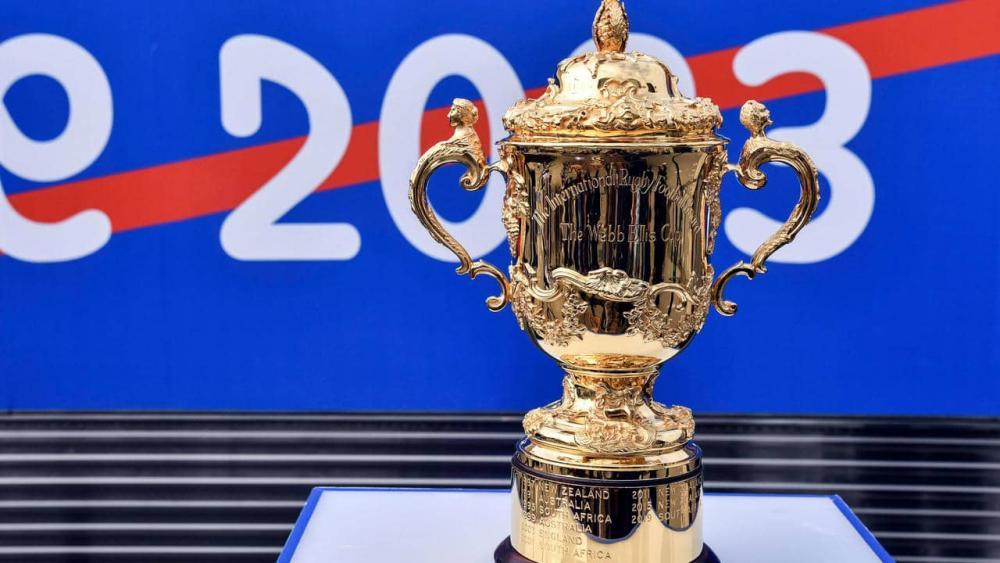 Кубок Мира-2023 начнется с противостояния сборных Франции и Новой Зеландии