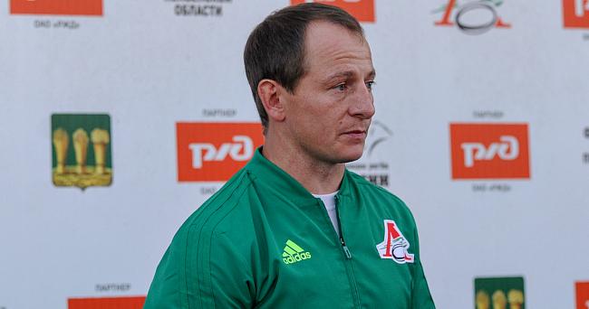 Александр Янюшкин: «Команда вышла после перерыва, без игровой практики»