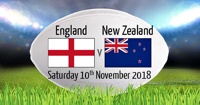 Англия – Новая Зеландия 2018. 7 против 32-х