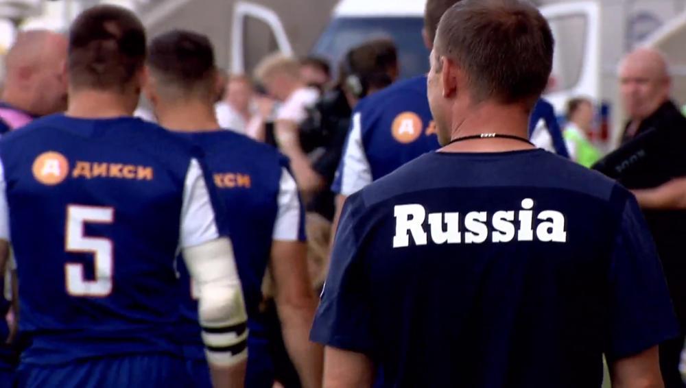 Лодзь-Севенс 2019. Сборная России завершила первый игровой день без побед