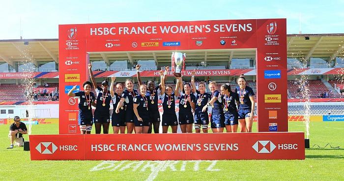 Американки выиграли Биарриц-Севенс, новозеландки – Мировую серию