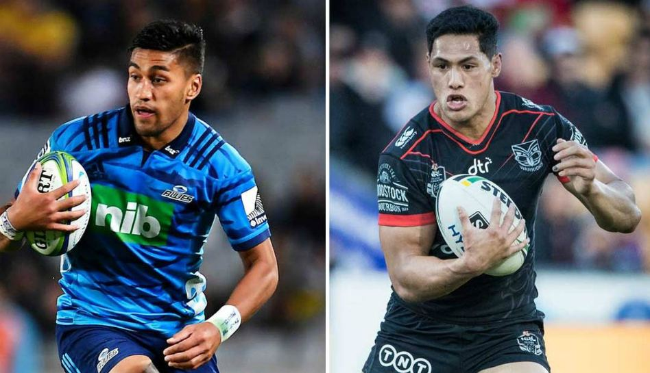 Новозеландцы проведут спаренные матчи регби и регби-лиг