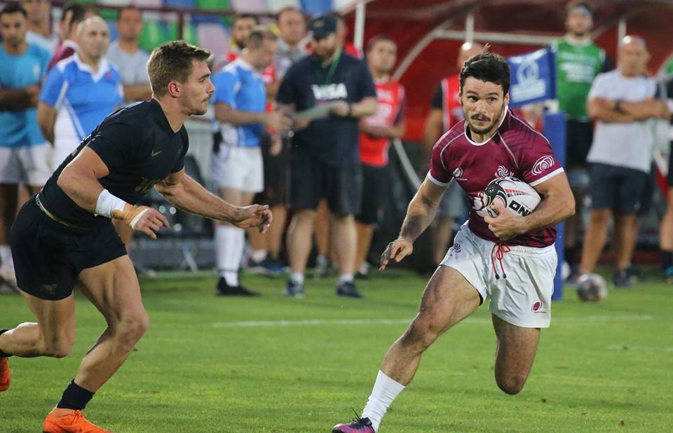 «Rugby Summer Cup 2018». Фотоототчет