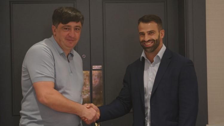 Давит Качарава избран председателем правления Союза регби Грузии
