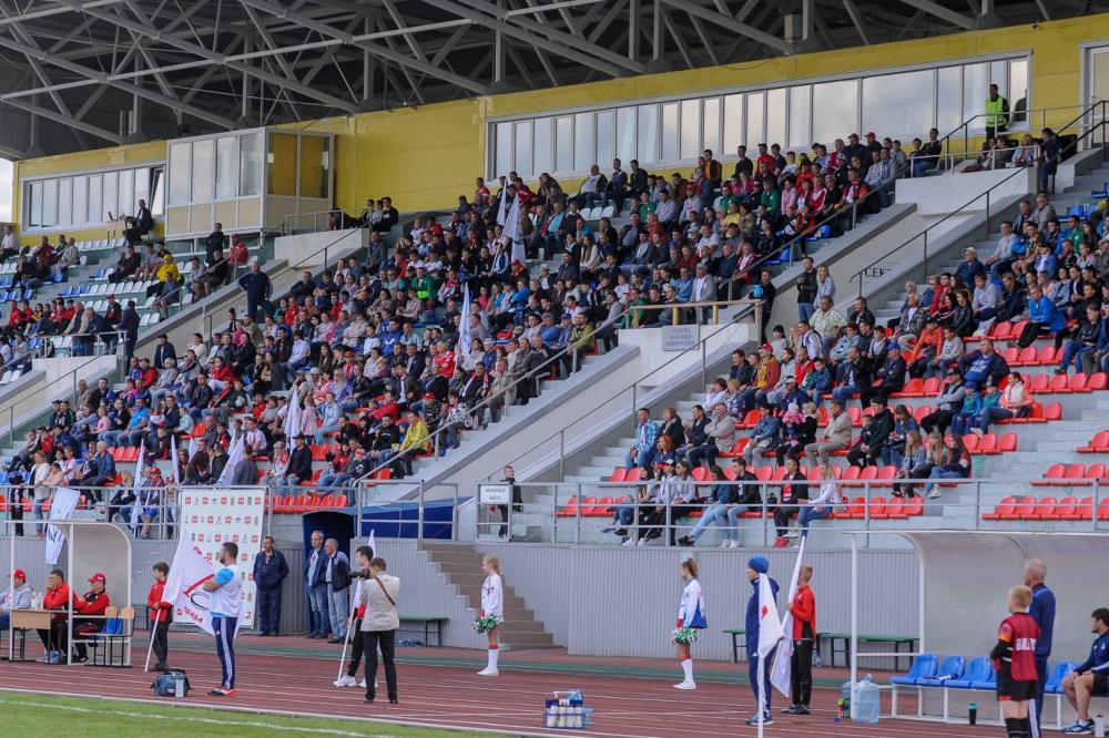 «Локомотив» - «ВВА-Подмосковье». Кубок России 2019. Фотоотчёт
