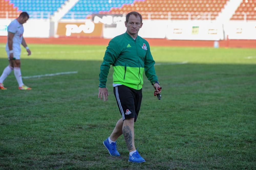 «Локомотив» - «Енисей-СТМ» 2019. Фотоотчёт