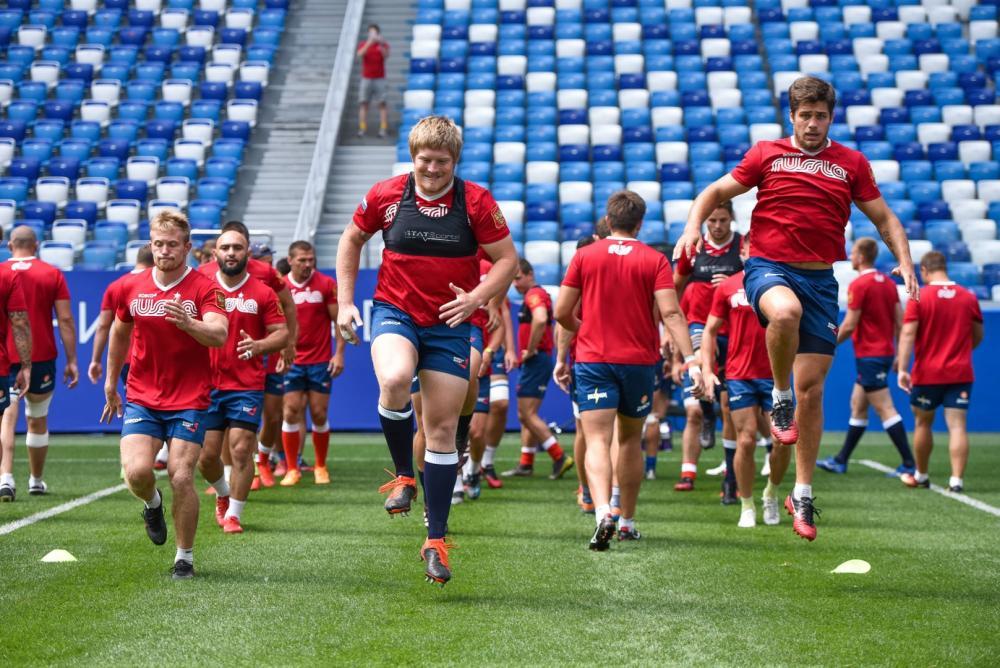 Сборная России начнет подготовку к осенним матчам без участников Суперкубка Европы