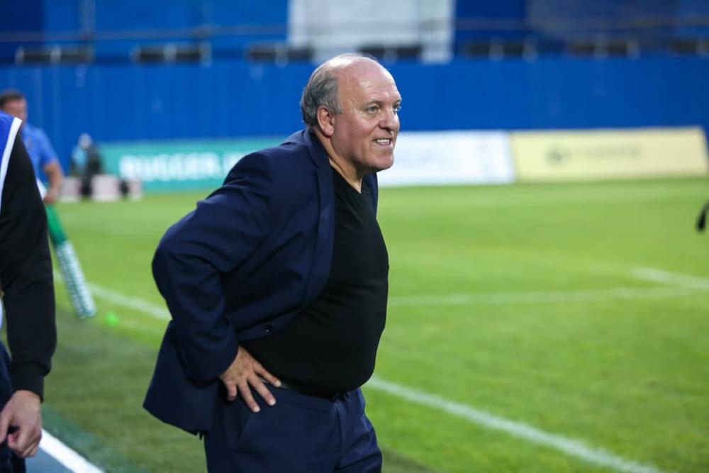 Александр Первухин: «Я в очередной раз, как тренер, получил урок»