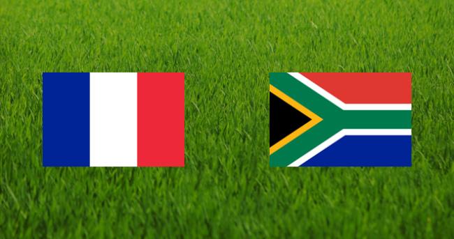 Франция – ЮАР. Поиск уверенности