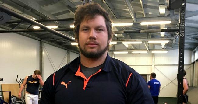 Физподготовкой «Славы» занялся экс-тренер «Вестерн Форс» Гарет Данн