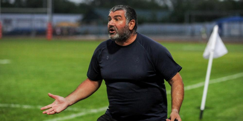 Гия Амирханашвили: «Спасибо «Булаве» за игру!»