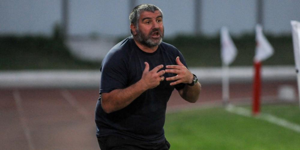 Гия Амирханашвили: «Ребята сделали даже больше, чем они могли»