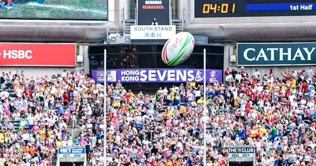 Гонконг Севенс перенесут на октябрь?