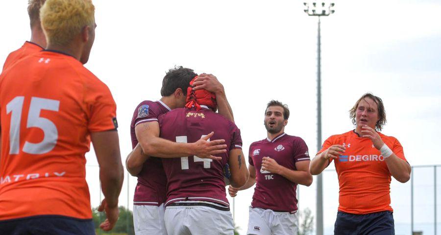 Сборная Грузии официально оформила чемпионство в сезоне 2021