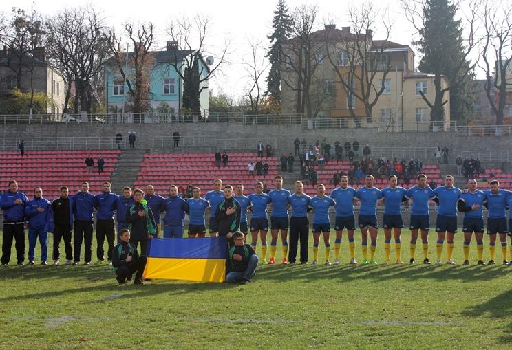 Сборная Украины неожиданно уступила Молдове в Конференции 1 «Север» чемпионата Европы