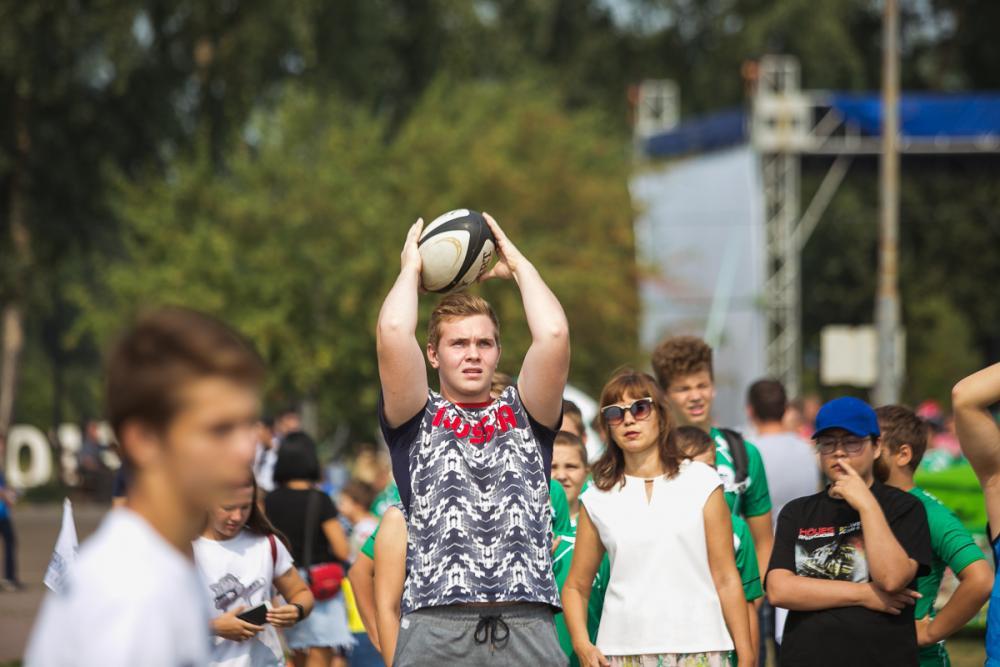Эмоции 50-летия красноярского регби. Фотоотчёт