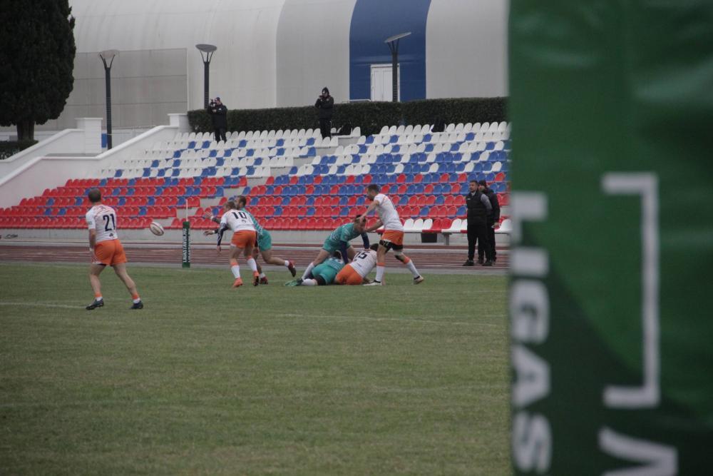 Результаты первого дня 2-го тура Чемпионата России по регби-7