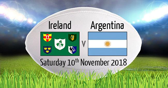 Ирландия – Аргентина. В ожидании сенсации...
