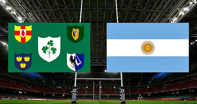 Ирландия – Аргентина 2018. Составы