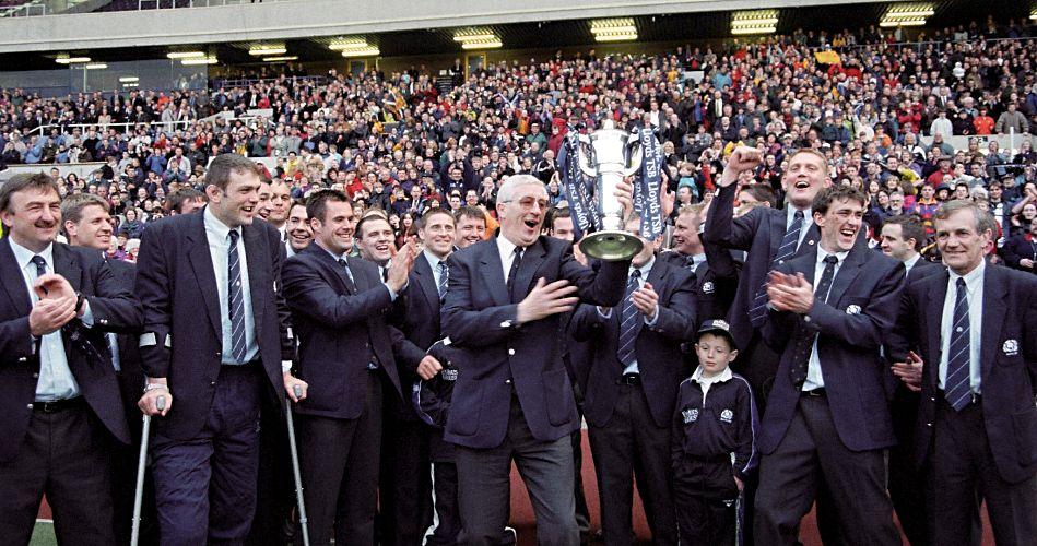 Историческое фото. «Чертополохи» – чемпионы 1999