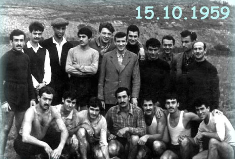 Страницы истории грузинского регби. Как начинал Жако