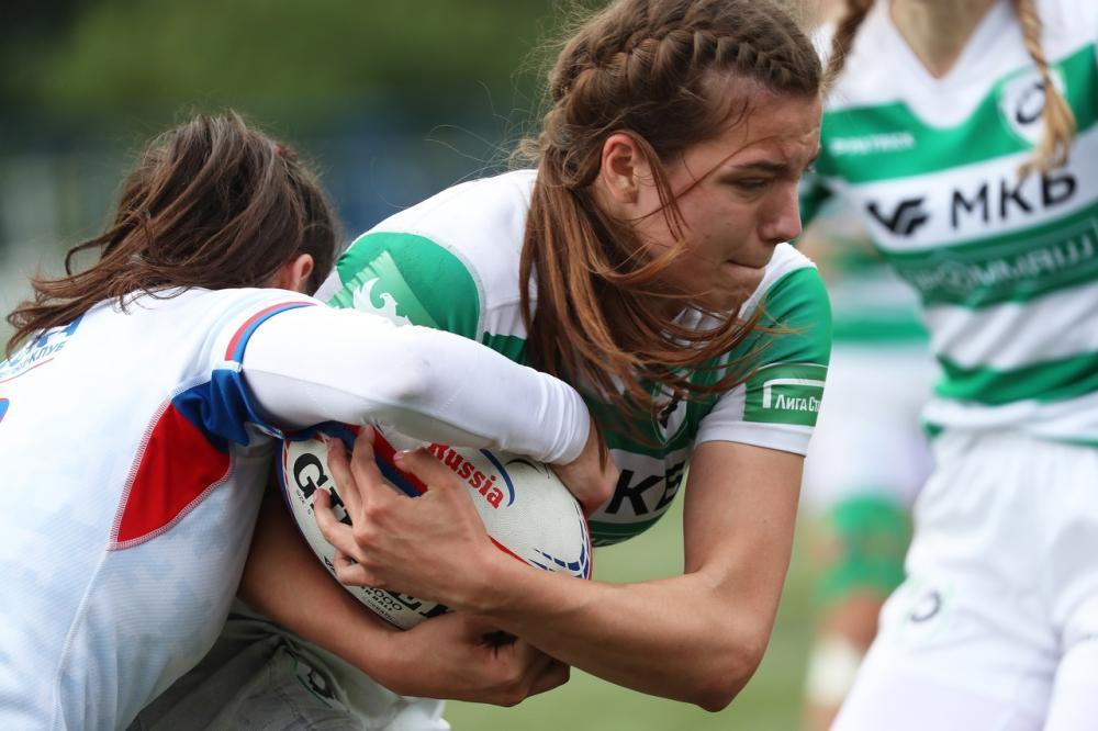 1-2 мая в Щелково пройдет 3-й тур Чемпионата Федеральной регбийной лиги по регби-7 среди женских команд