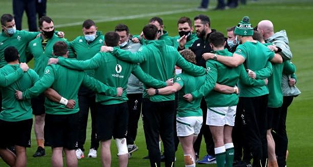 Ирландский бег на месте