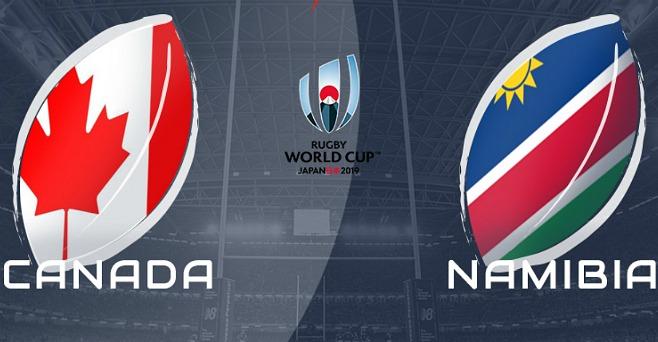 Кубок мира 2019. Канада – Намибия. Товарищи по несчастью
