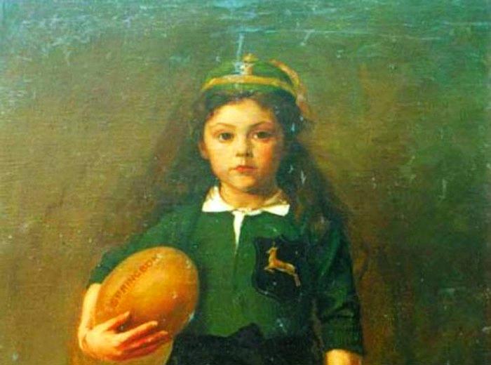 Девочка – «Спрингбокс» и ее след в истории регби