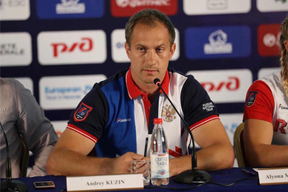 Андрей Кузин: Мы должны стать уверенной, стабильной и независящей от соперника командой