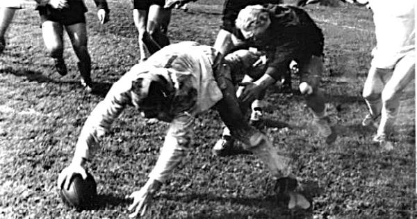 Легенды нашего регби. «Третий» первый Чемпионат СССР. Игры в группах