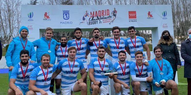 Среди мужчин лучшими в Мадриде стали аргентинцы